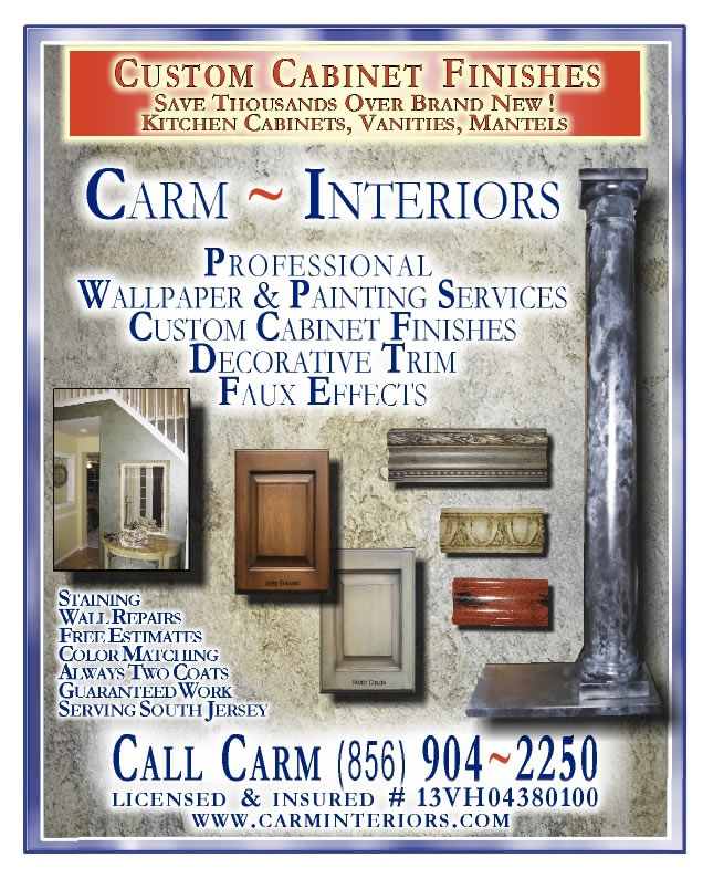 Kitchen cabinet refacing monmouth county nj kitchen cabinets