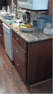 cabinet refacing options