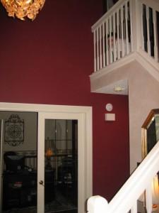 paint trim interior design