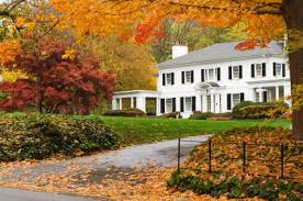 fall exterior home updates